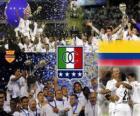 Corporación Deportiva Once Caldas Campeón de la Liga Postobón 2010 (COLOMBIA)
