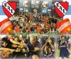 Club Atlético Independiente Campeón de la IX Copa Sudamericana 2010