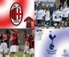 Liga de Campeones - UEFA Champions League Octavos de final 2010-11, AC Milan - Tottenham Hotspur FC