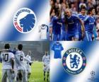 Liga de Campeones - UEFA Champions League Octavos de final 2010-11, FC Copenhague - Chelsea FC