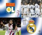 Liga de Campeones - UEFA Champions League Octavos de final 2010-11, Olympique Lyon - Real Madrid CF