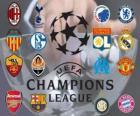 Liga de Campeones - UEFA Champions League Octavos de final 2010-11