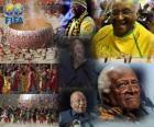 Distinción Presidencial de la FIFA 2010 para el arzobispo Desmond Tutu