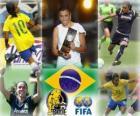 Marta Vieira da Silva mejor Jugadora Mundial del Año de la FIFA 2010