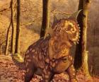 Einiosaurus es un dinosaurio exclusivamente de Montana, EE.UU