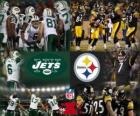Final campeonato de la AFC 2010-11, New York Jets vs Pittsburgh Steelers