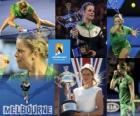 Kim Clijsters Campeona Open Australia 2011