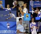 Novak Djokovic Campeón Open Australia 2011