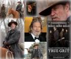 Jeff Bridges nominado a los Oscars 2011 como mejor actor por Valor de ley o Temple de acero