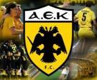 AEK Atenas FC, club de futbol griego