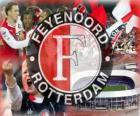 Feyenoord Rotterdam, equipo de futbol de los Países Bajos