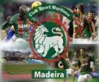 CS Marítimo de Funchal, en Madeira, club portugués de futbol