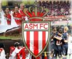 AS Monaco que juega en la liga francesa