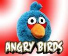 Blue Bird (Pájaro Azul), pájaro de pequeño tamaño que se divide en tres en pleno vuelo
