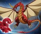Dragoniod es una de las especies más poderosas de Vestroia