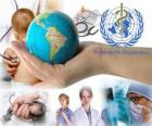 Día Mundial de la Salud, en conmemoración de la fundación de la OMS el 7 de abril de 1948