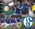 Liga de Campeones - UEFA Champions League Cuartos de final 2010-11, FC Internazionale Milano - FC Schalke 04