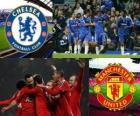 Liga de Campeones - UEFA Champions League Cuartos de final 2010-11, Chelsea FC - Manchester United