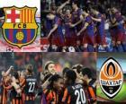 Liga de Campeones - UEFA Champions League Cuartos de final 2010-11, FC Barcelona - Shakhtar Donetsk