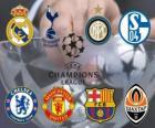 Liga de Campeones - UEFA Champions League Cuartos de final 2010-11