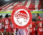 Olympiacos FC del Pireo, equipo griego de futbol