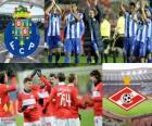 UEFA Europa League, Cuartos de final 2010-11, FC Porto - Spartak de Moscú