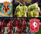 UEFA Europa League, Cuartos de final 2010-11, Villarreal - Twente