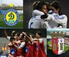 UEFA Europa League, Cuartos de final 2010-11, Dinamo de Kiev - Braga