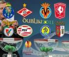 UEFA Europa League, Cuartos de final 2010-11