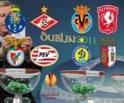 UEFA Europa League, Cuartos de final 2010-11