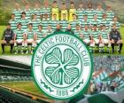Celtic FC, conocido como Celtic de Glasgow, club de futbol escocés