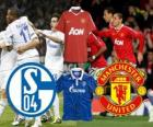 Liga de Campeones - UEFA Champions League semifinal 2010-11, FC Schalke 04 - Manchester United