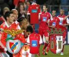 UEFA Europa League, semifinal 2010-11, Benfica - Braga