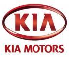 Logo de KIA Motors, fabricante surcoreano de automóviles