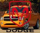 Logo de Dodge, marca de automóviles estadounidense