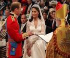 Boda Real británica entre el Príncipe Guillermo y Kate Middleton, el si quiero