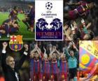 Fc Barcelona clasificado para la final de la Liga de Campeones - UEFA Champions League 2010-11