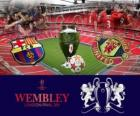 Final Liga de Campeones - Champions League final 2010-11, Fc Barcelona vs Manchester United