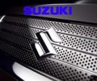 Logo de Suzuki, marca de coches de Japón