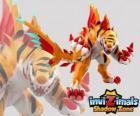 Tigershark Max de los Invizimals: La Otra Dimensión