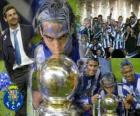 FC Porto, celebración campeonato liga portuguesa 2010-11