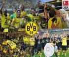 BV 09 Borussia Dortmund, campeón Bundesliga 2010-11
