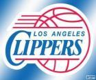 Logo de Los Angeles Clippers, equipo NBA. DivisiónPacífico,Conferencia Oeste