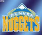 Logo de Denver Nuggets, equipo de la NBA. DivisiónNoroeste,Conferencia Oeste