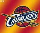 Logo de Cleveland Cavaliers, equipo de la NBA. DivisiónCentral,ConferenciaEste