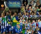FC Oporto, Porto, campeón de la UEFA Europa League 2010-2011