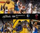 Finales NBA 2011, 1er Partido, Dallas Mavericks 84 - Miami Heat 92