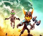Ratchet y el robot Clank