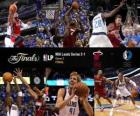 Finales NBA 2011, 3er Partido, Miami Heat 88 - Dallas Mavericks 86