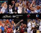 Finales NBA 2011, 4º Partido, Miami Heat 83 - Dallas Mavericks 86